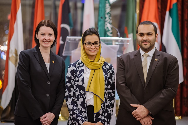 UAE Delegation team